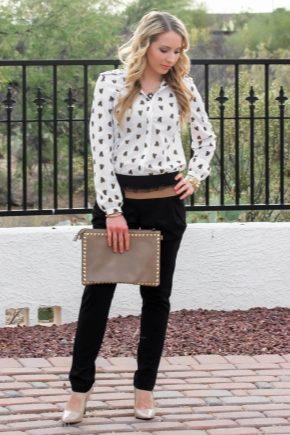 Styles de blouse