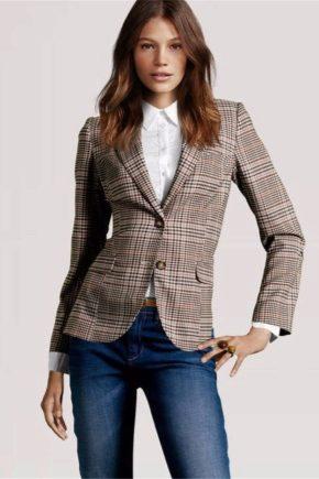 Checkered Jackets