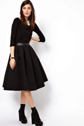Que puis-je porter avec une jupe en tatyana?