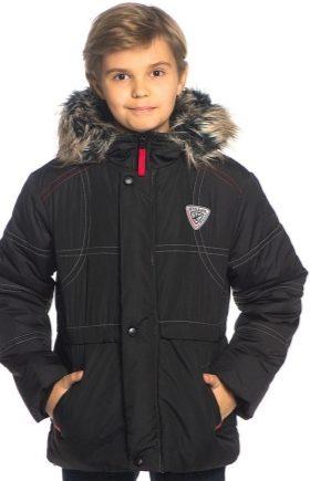 Vestes d'hiver pour garçons selon les tendances de la mode pour enfants