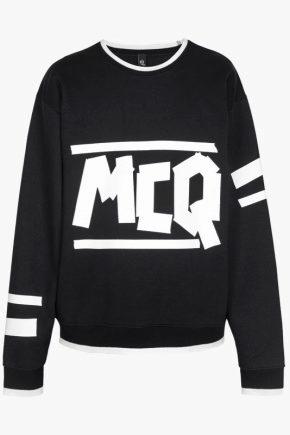 Fashionable hoodies