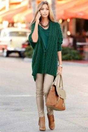Chandails tricotés - la principale tendance de 2019