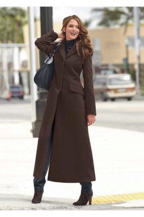 Cappotto lungo da donna