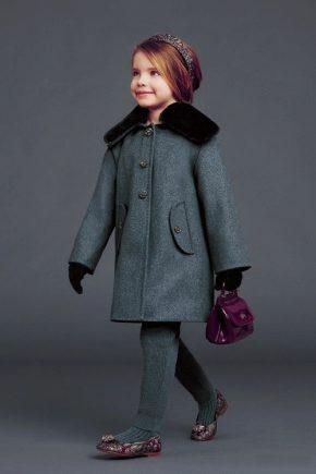 Cappotti per bambini alla moda 2019