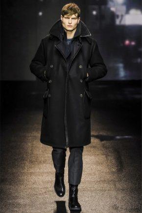 Cappotto invernale da uomo