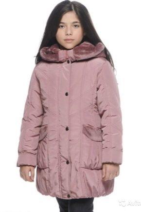 Cappotto autunnale per ragazze