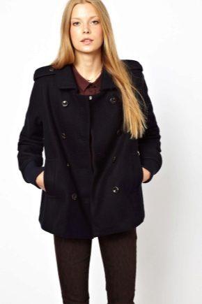 Cappotto giacca pisello (femmina e maschio)