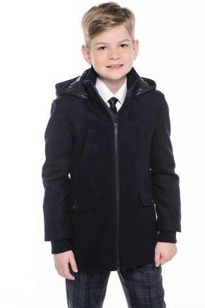 Cappotto per un ragazzo