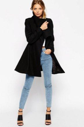Cappotto svasato - con un leggero tocco di civetteria