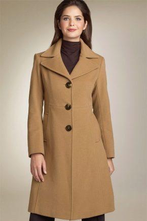 Cappotto classico da donna