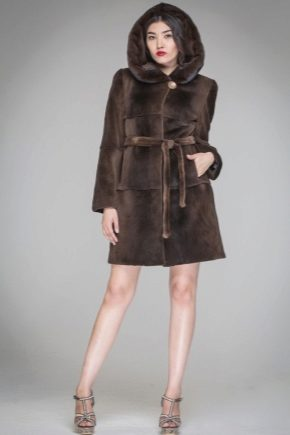 A scos Nutria Coat