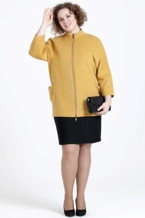 Manteaux de femmes de grandes tailles
