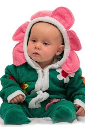 Detský oblek Fleece