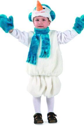 Disfraz de carnaval para niño - Ideas de moda.
