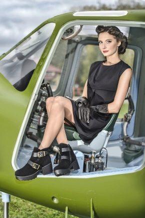 Chaussures à semelles de tracteur