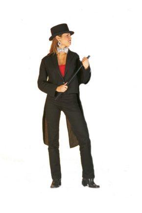 Női ruha kabát - luxus stílus