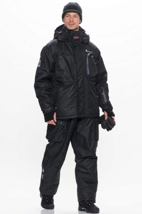 Costume d'hiver pour hommes