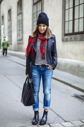 Chaussures en cuir pour femmes