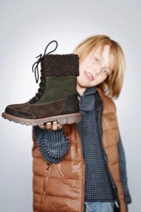 Chaussures de bébé à la mode et confortable