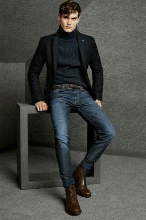 Chaussures pour hommes à la mode