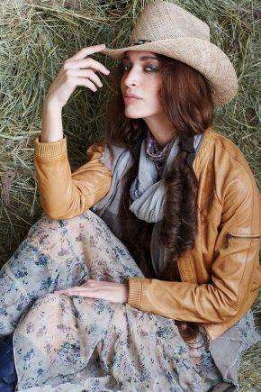 Chapeau de cowboy: modèles