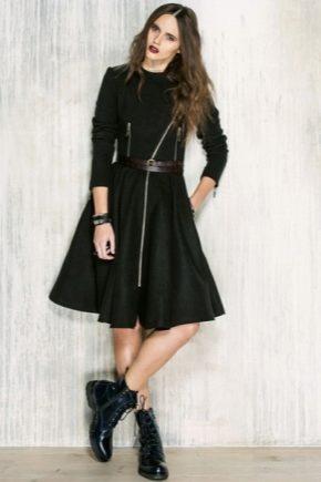Puis-je porter une robe avec des chaussures?