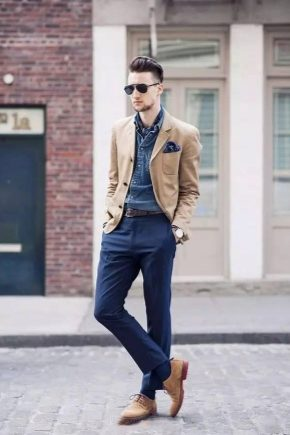 Oxfords Hommes