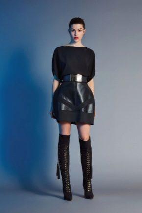Tipos de botas (38 fotos): modelos de invierno para mujer