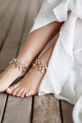 Bracelet de jambe