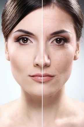 Maquillaje después de 35 años.