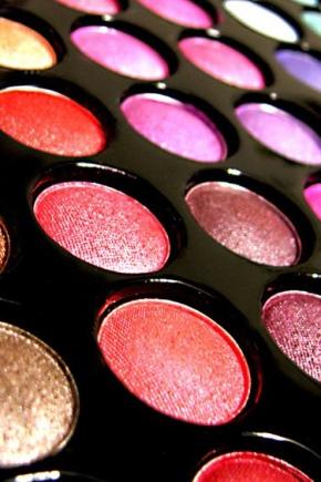 Acu ēnu palete - Acu ēnas - Acīm - Make-Up | Kristiana.lv