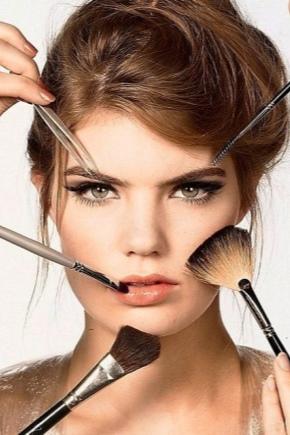 Maquillaje corrector facial