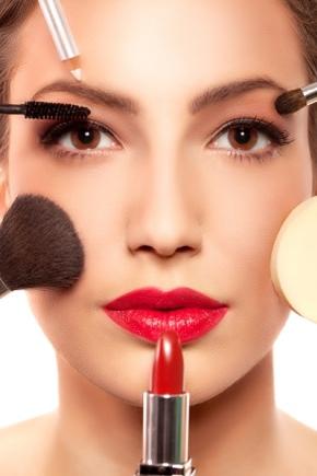 La vida hackeando el maquillaje.