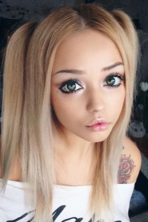 Maquillaje de anime