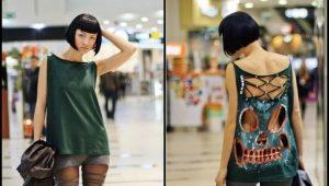 Designer T-shirts - be original