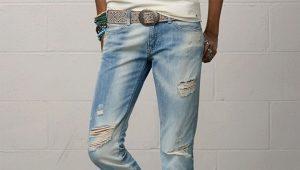 Girlfriends jeans