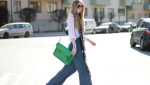 Types and styles of women's trousers