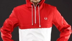Anoraki Fred Perry