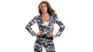 Pantaloni pentru femei militare