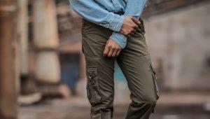 Pantaloni tattici da donna