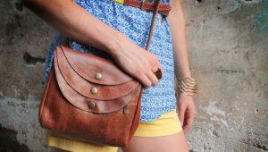 Pequeño bolso de mujer sobre el hombro: ¡el éxito de la temporada!