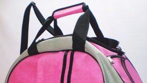 Fashionable women's sports bags