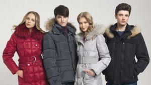 Vestes d'hiver à la mode 2019 pour femmes, hommes et enfants