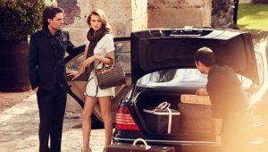 Men's and women's travel bags: TOP best