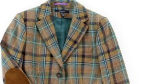 English style jackets