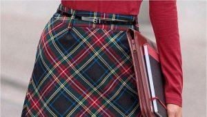 Que porter dans une jupe en cage?