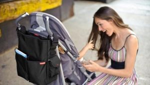 Bolsa para silla de paseo - ¡llévate todo lo que necesites!