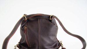 Bolsa-mochila transformadora para hombre y mujer.