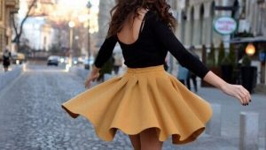 Sun skirt: the types and what to wear it with