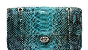 Women's Python Leather Bags